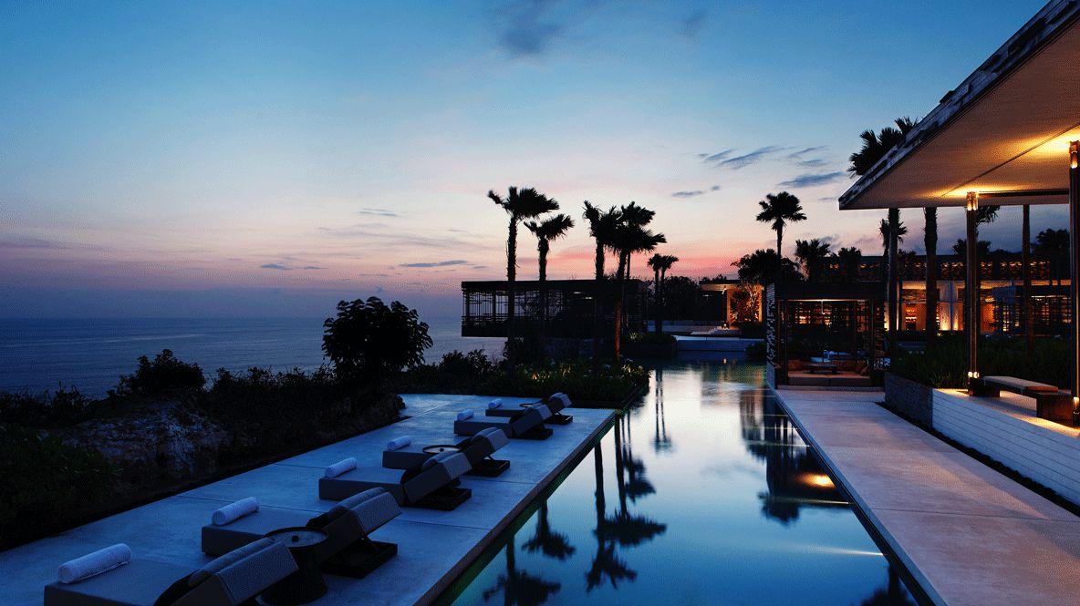 pool view indian ocean-alila villas uluwatu bali