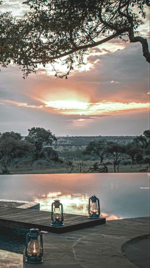 romantic spot africa-four seasons safari lodge serengeti tanzania