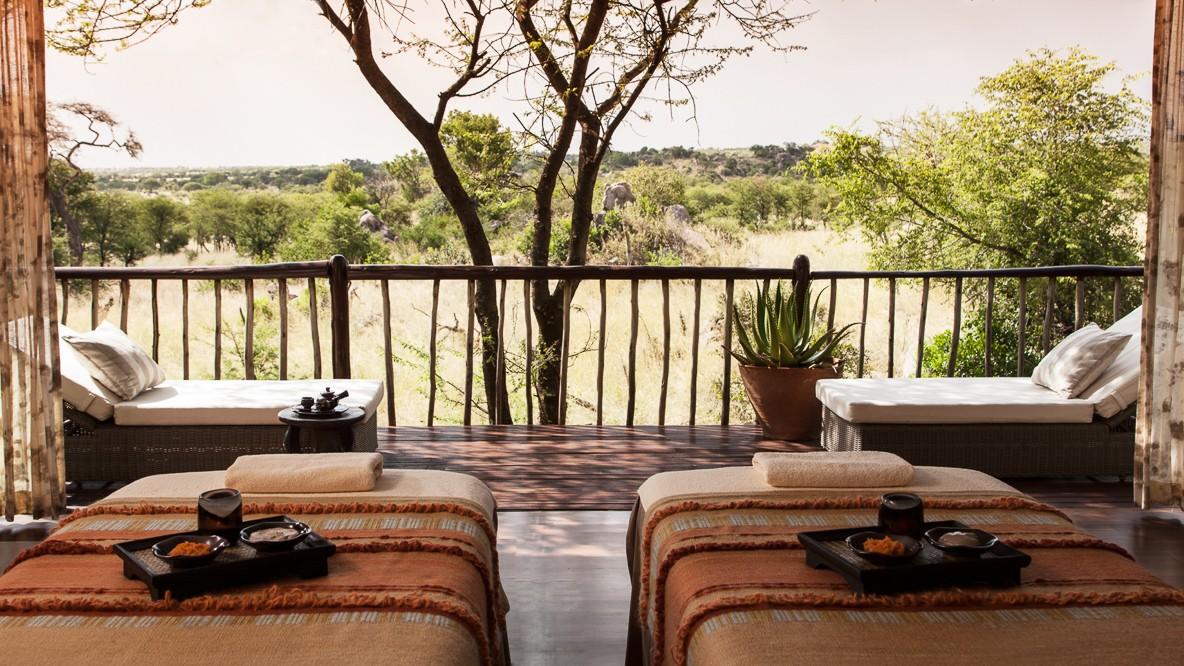 spa treatment wellness-four seasons safari lodge serengeti tanzania