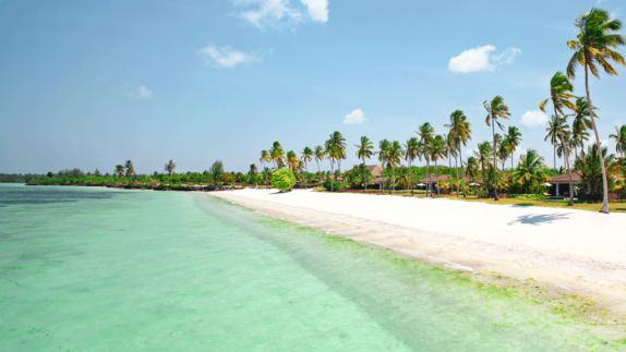 hotels in heaven residence zanzibar beachfront palmtrees sea