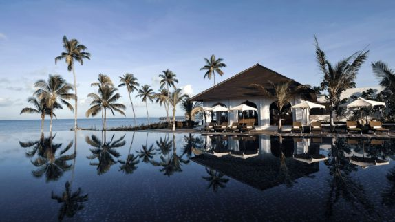 hotels in heaven residence zanzibar pool spa accommodation view palmtrees
