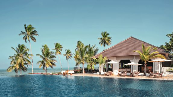 hotels in heaven the residence zanzibar pool accommodation palmtrees oceanview