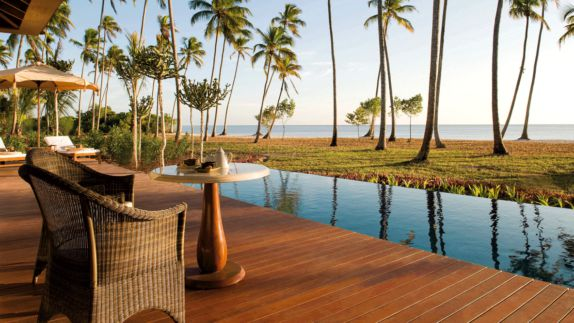 hotels in heaven the restidence zanzibar view terasse pool palmtrees oceanview