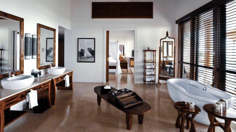 hotels in heaven residence zanzibar accommodation bathroom room bathtub