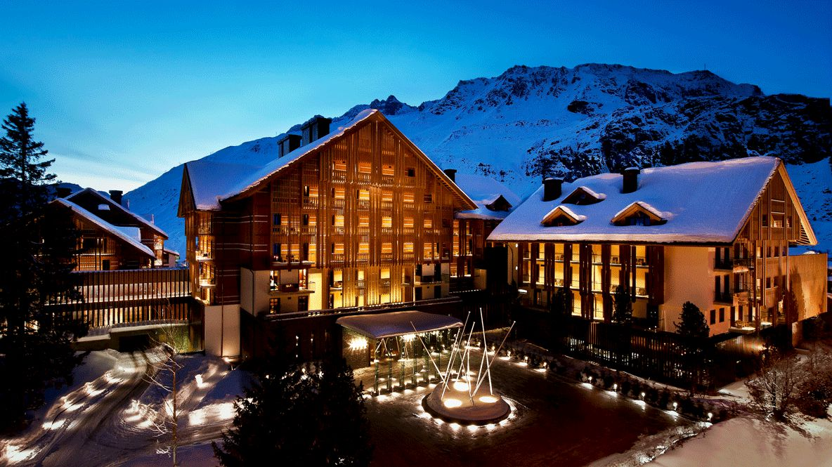 overview property hotel-the chedi andermatt switzerland