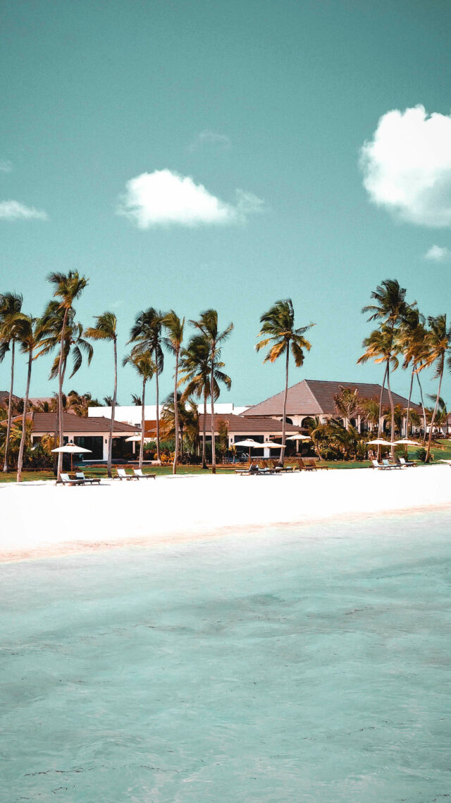 beach view-the residence zanzibar