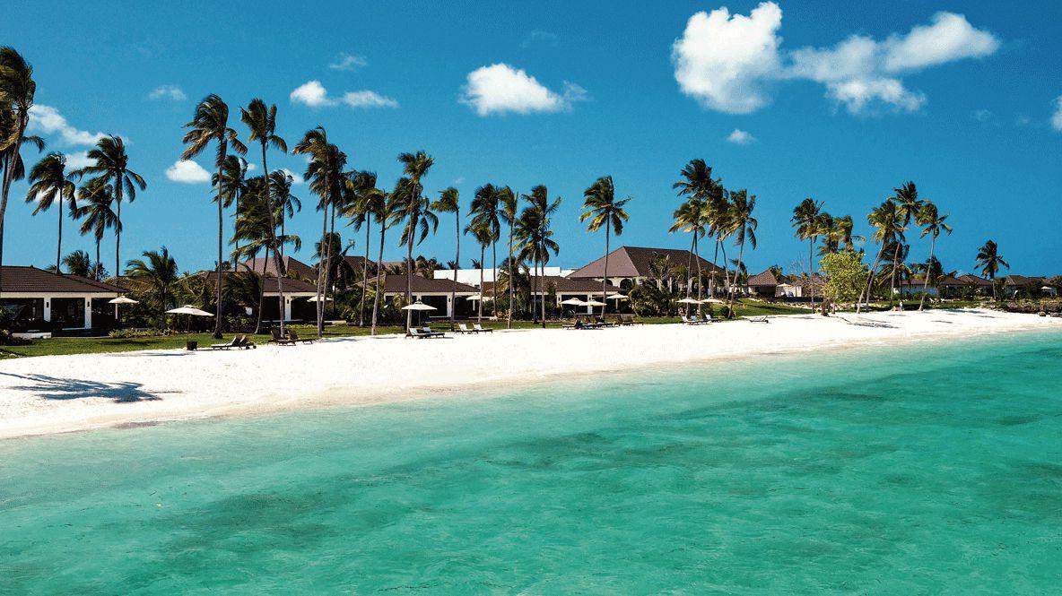 beach villas-the residence zanzibar
