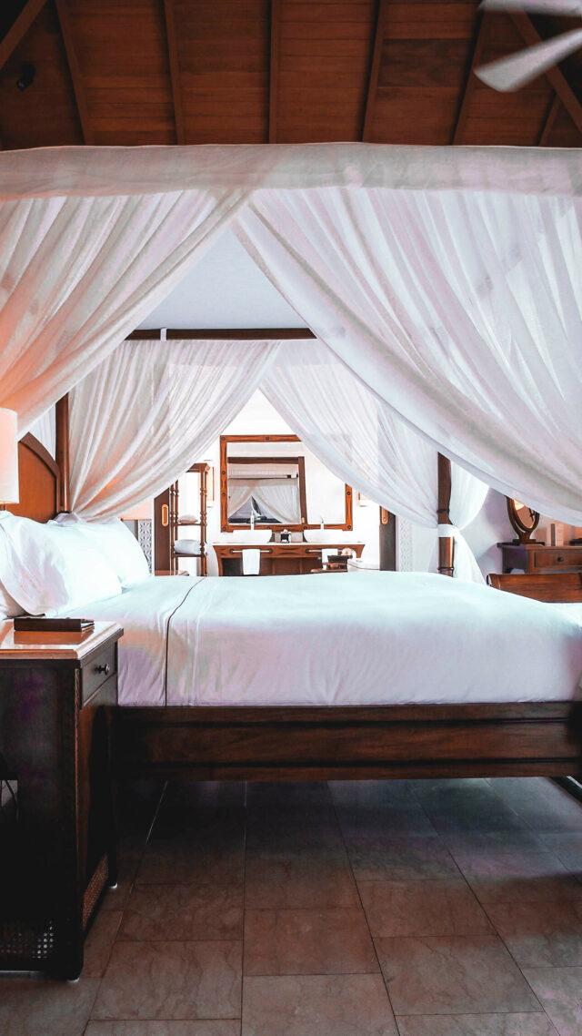 bedroom pool villa-the residence zanzibar