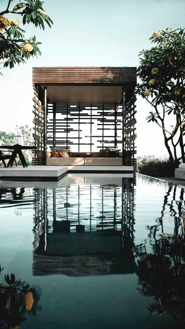 modern architecture-alila villas uluwatu bali