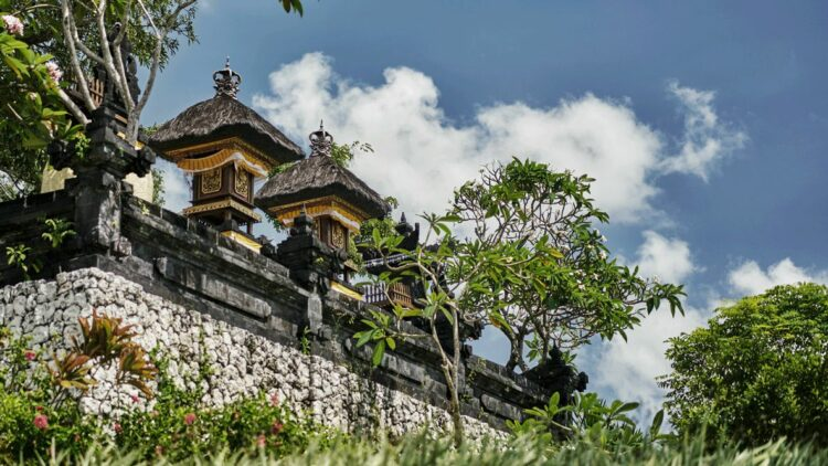 hotels in heaven four seasons resort bali location temple trees sky sightseeing