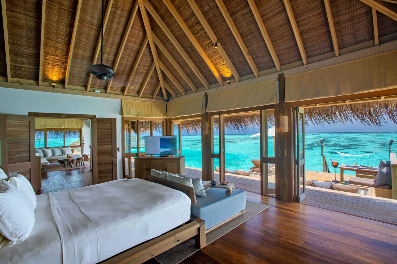 master suite bedroom-gili lankanfushi maldives