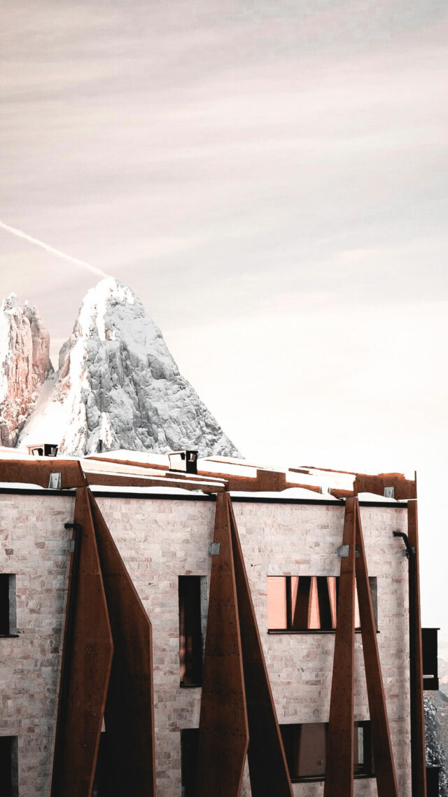 hotel-alpina dolomites lodge