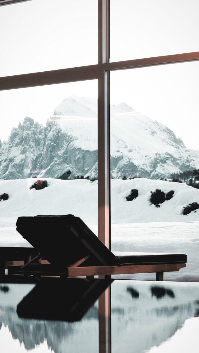 indoor spa-alpina dolomites lodge italy
