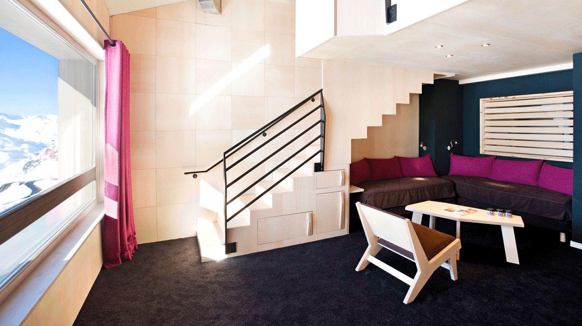 maisonette room-altapura val thorens