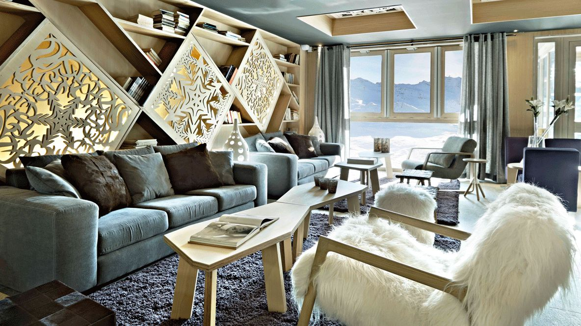 cozy lounge-altapura val thorens