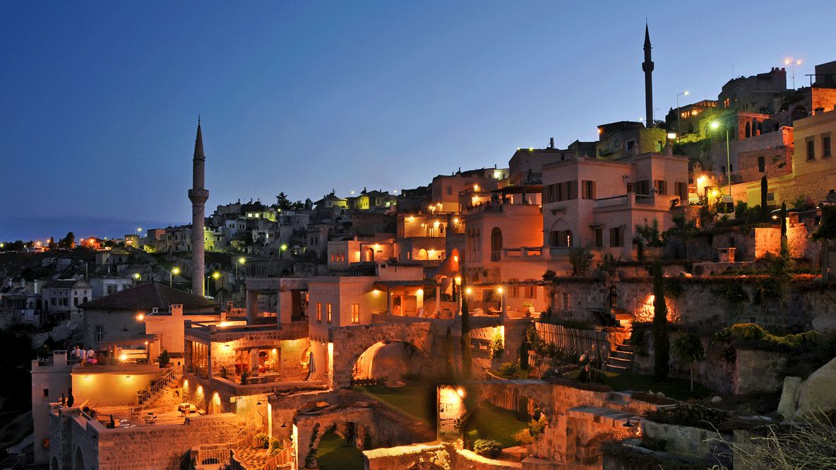 hotel view argos-argos in cappadocia turkey