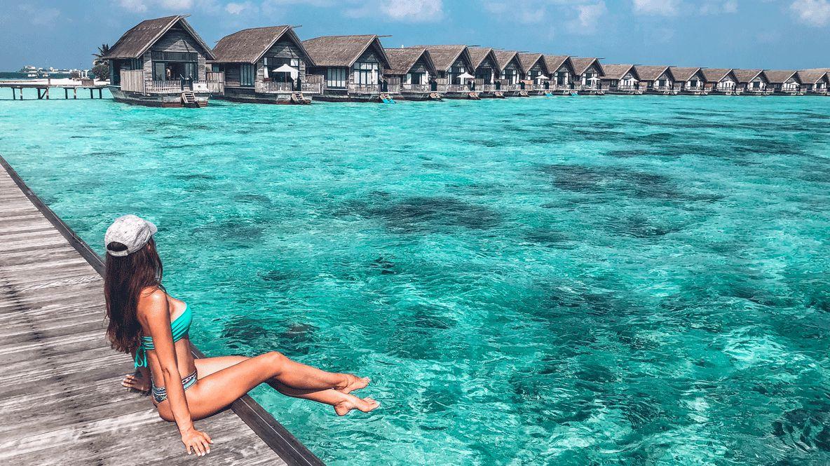 overview hotel ocean-como cocoa island maldives