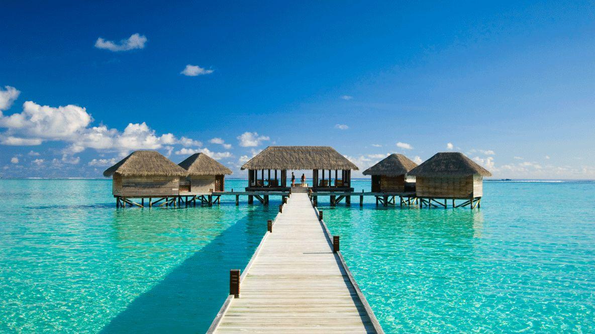 over water spa-conrad maldives rangali island