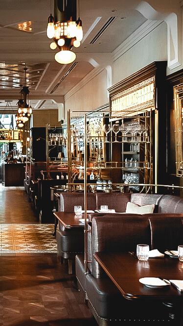 bar restaurant-four seasons hotel gresham palace budapest