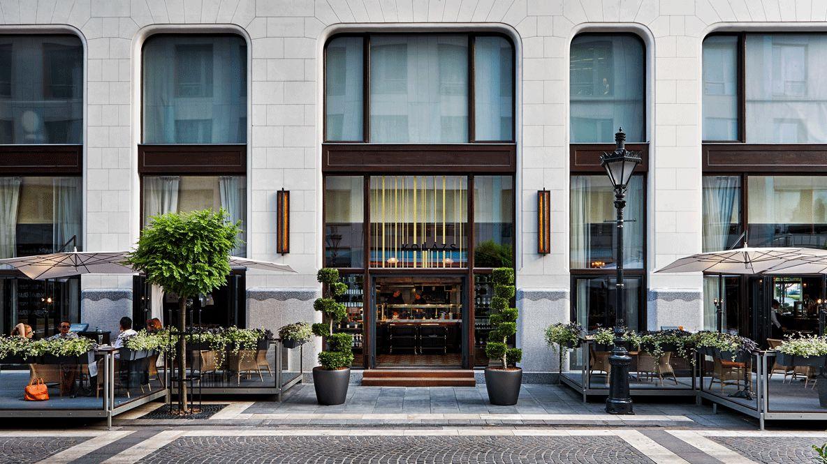 restaurant budapest-four seasons hotel gresham palace budapest