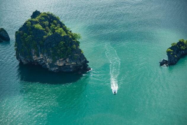 boat trip-four seasons langkawi
