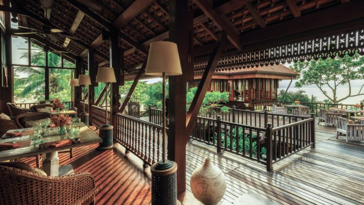 jungle restaurant-four seasons langkawi