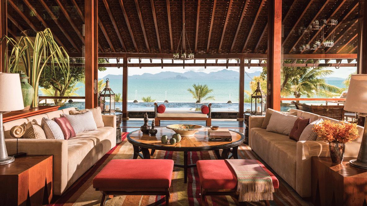 lounge-four seasons langkawi