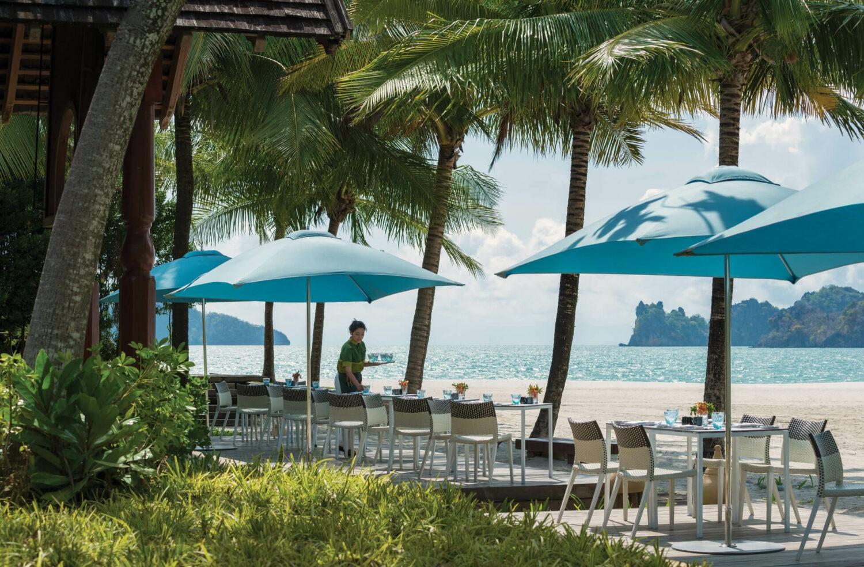 restaurant ocean-four seasons langkawi