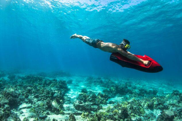 diving ocean-four seasons resort hualalai hawaii