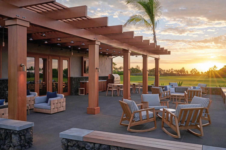 terrace restaurant-four seasons resort hualalai hawaii
