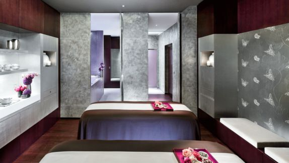 hotels in heaven mandarin oriental paris spa welness massage mirror
