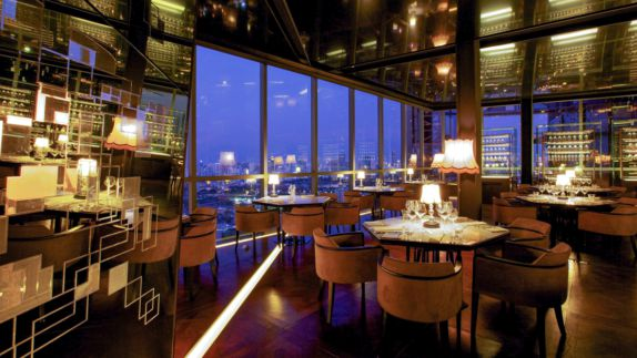 hotels in heaven sofitel bangkok culinary restaurant view