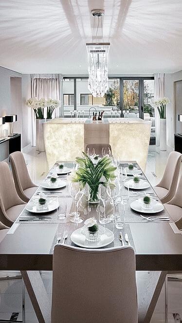 table lunch-mandarin oriental paris