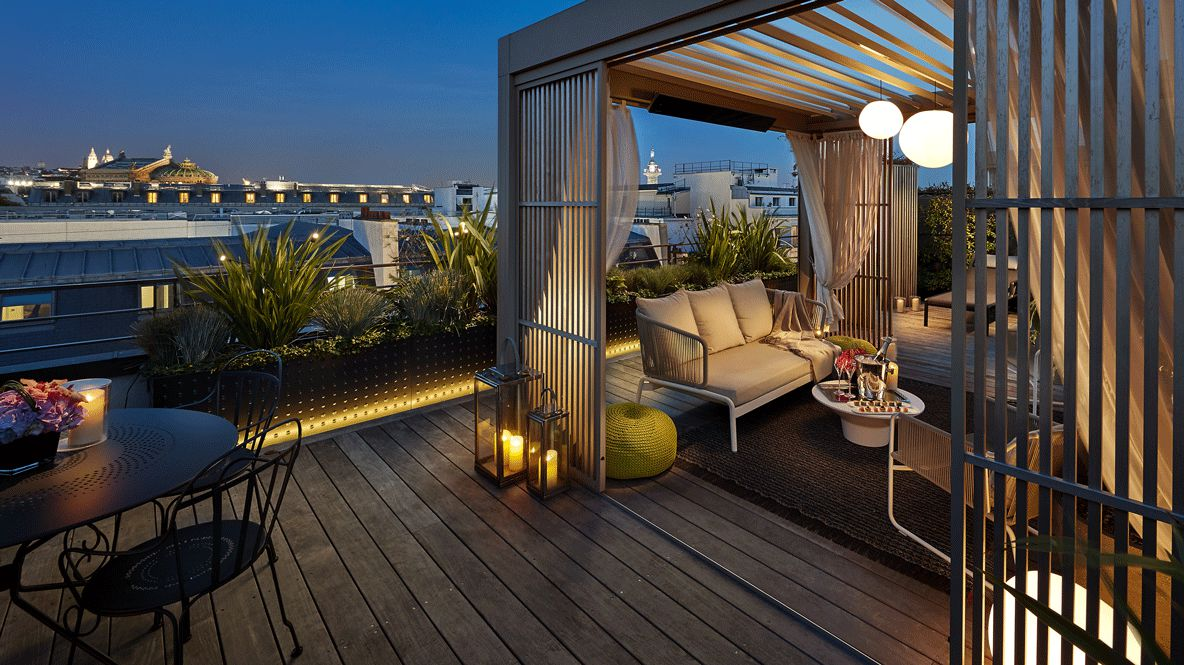 romantic terrace-mandarin oriental paris