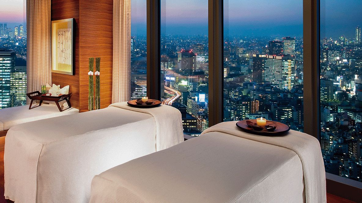 harmony suite spa-mandarin oriental tokyo