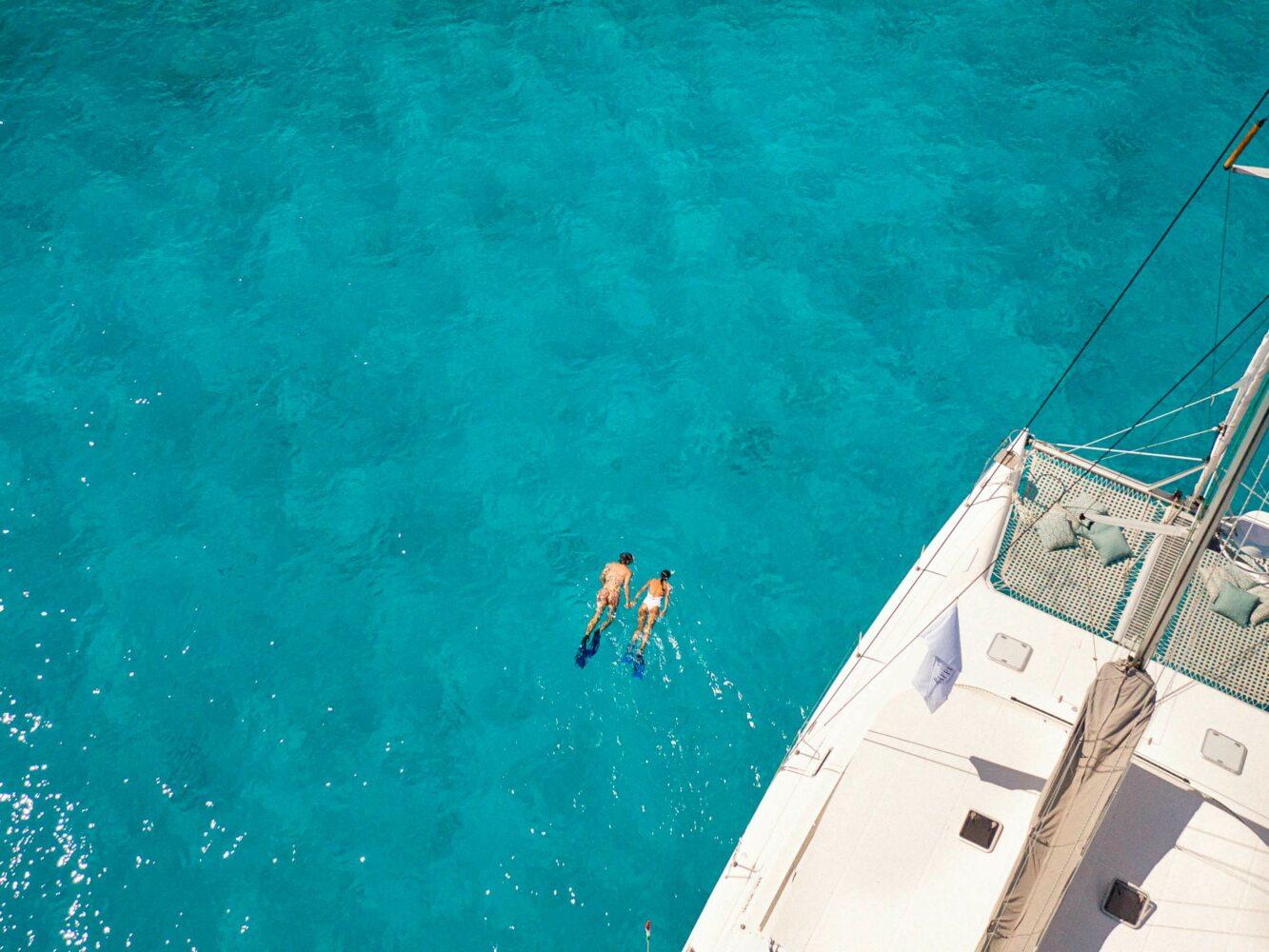 snorkeling-raffles seychelles