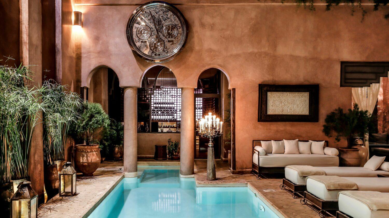 wellness retreat-riad noir d'ivoire marrakech