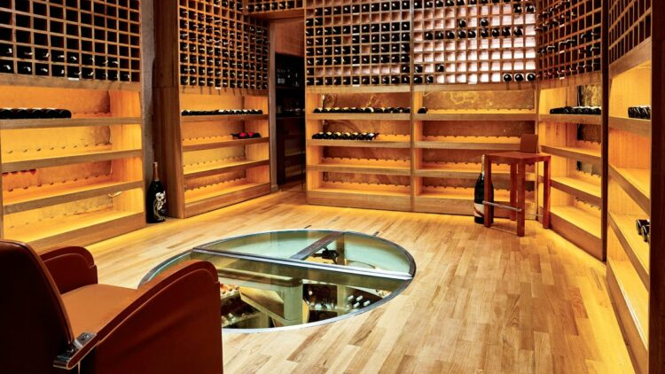 riad-noir-divoire-marrakech-wine-cellar