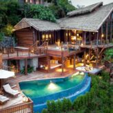 private villa with pool-six senses yoa noi thailand