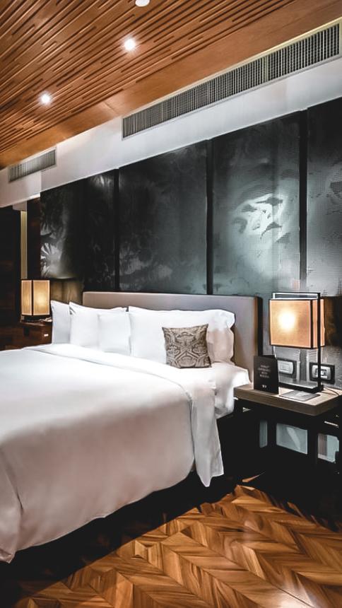 bedroom suite-sofitel bangkok