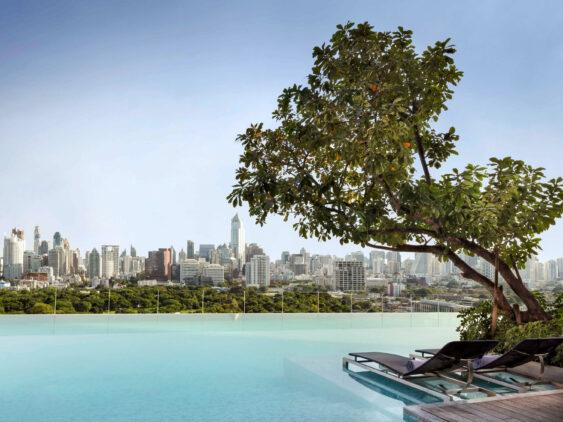 infinity pool thailand-sofitel bangkok