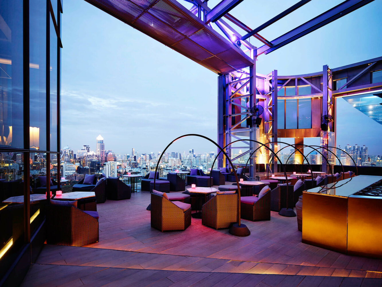 rooftop bar-sofitel bangkok