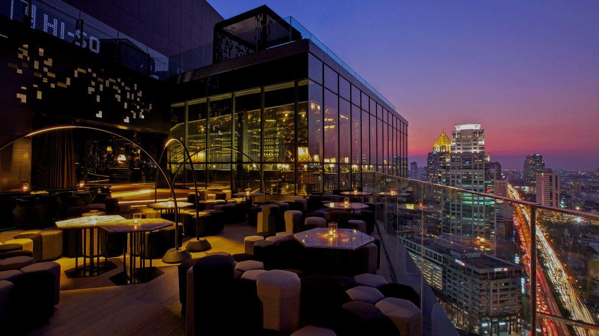 luxury rooftop bar thailand-sofitel bangkok
