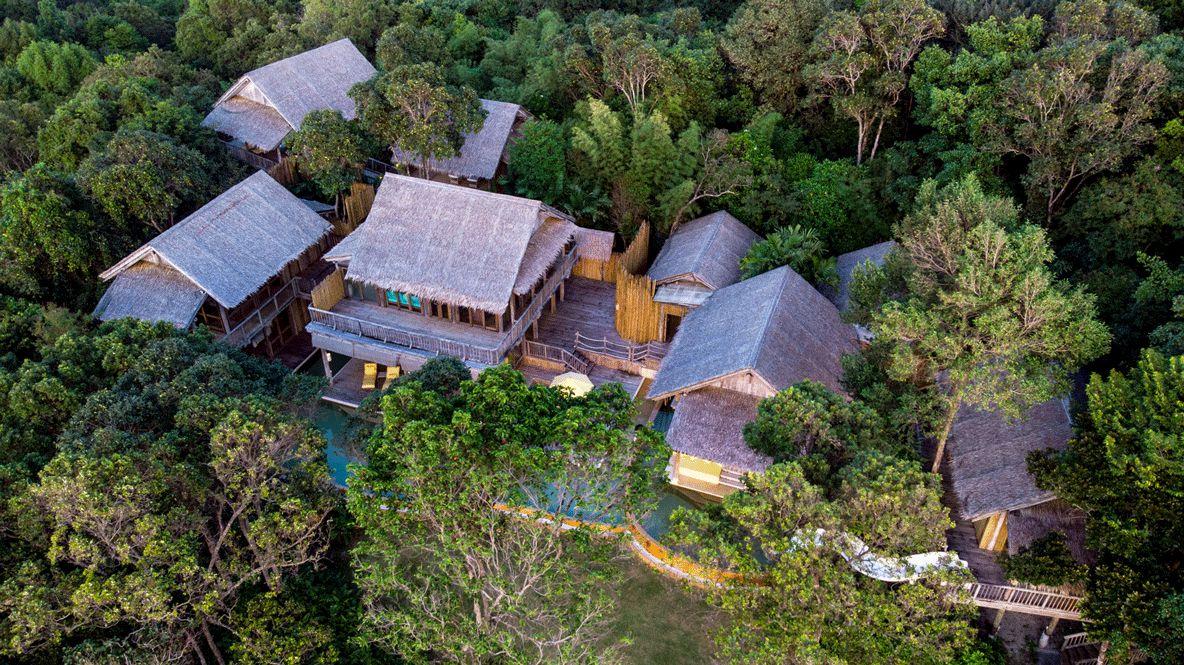 overview hotel-soneva kiri thailand