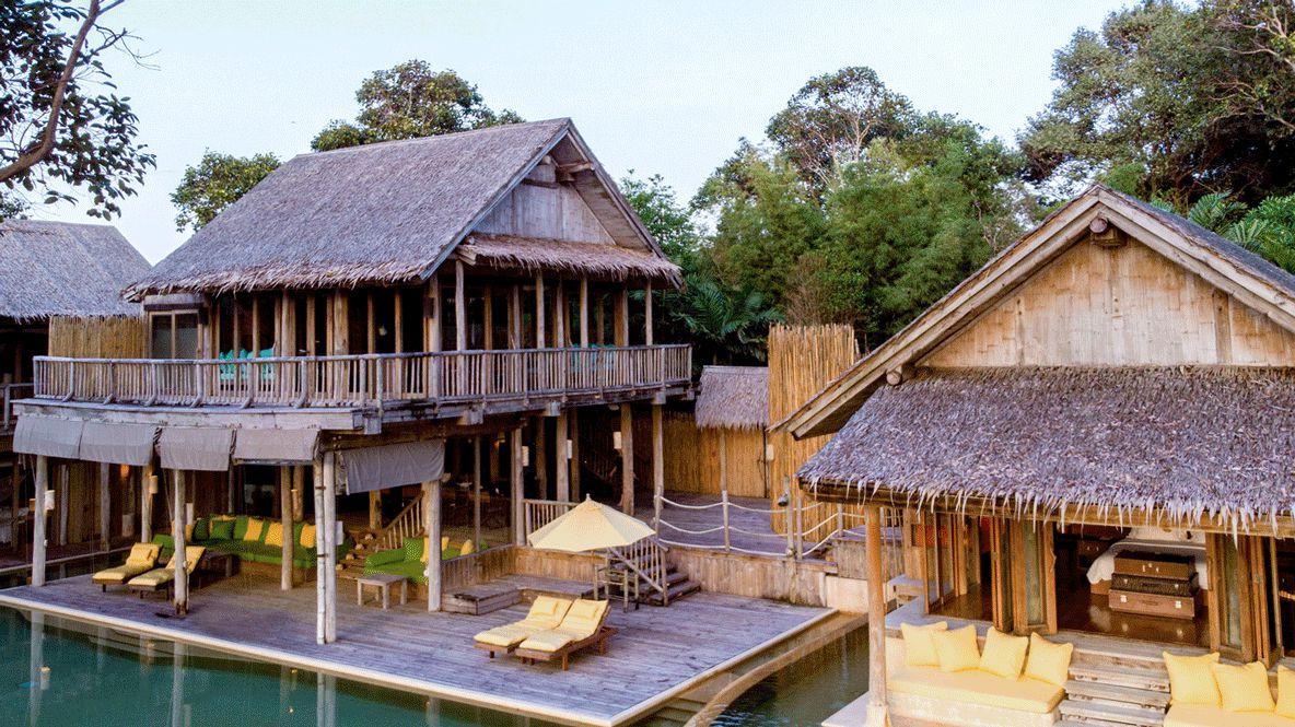 private villa with pool-soneva kiri thailand