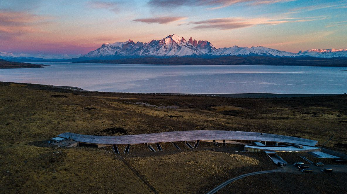 hotel view-tierra patagonia chile