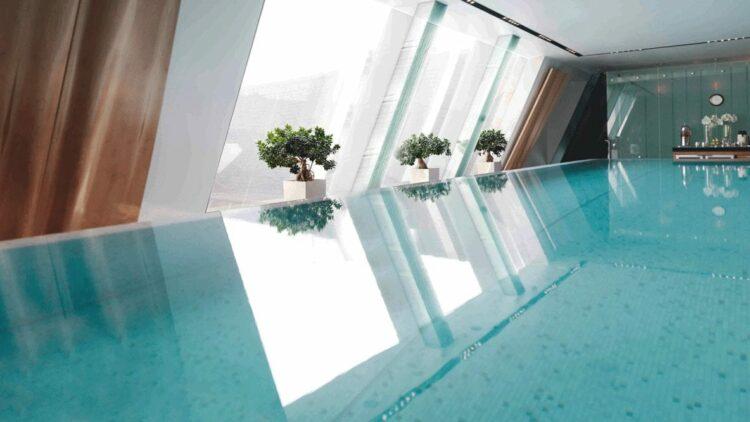 heated indoor pool-w bogota colombia