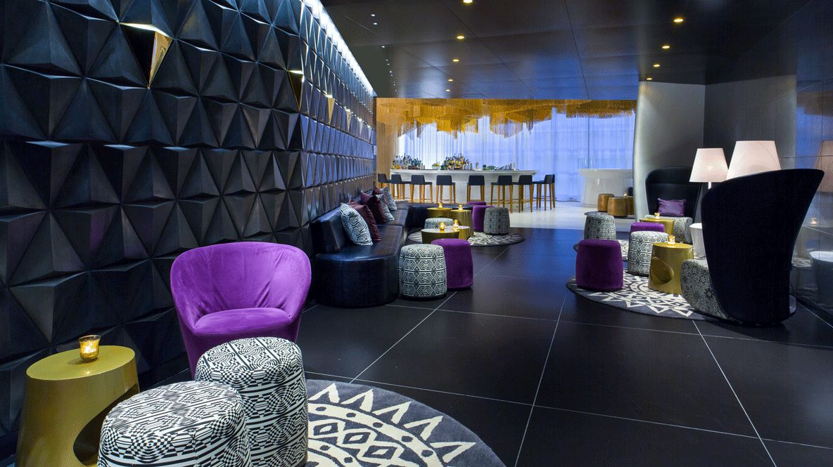lounge bar-w bogota colombia
