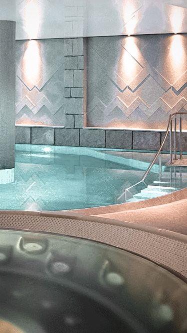 heated indoor pool-altapura val thorens