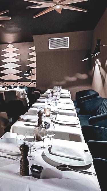 fancy restaurant-altapura val thorens